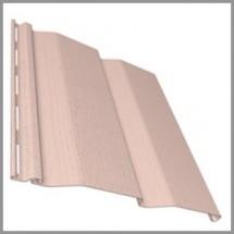 Сайдинг виниловый «Ю-Пласт», розовый