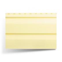 Сайдинг виниловый «Альта-Профиль», лимонный