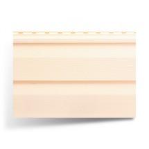 Сайдинг виниловый «Альта-Профиль», светло-розовый