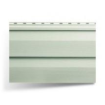 Сайдинг виниловый «Альта-Профиль», серо-зеленый