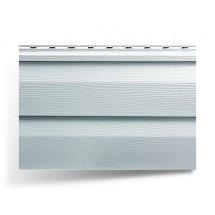 Сайдинг виниловый «Альта-Профиль», светло-серый