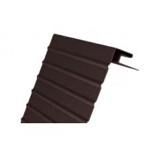J-фаска Ю-Пласт коричневая