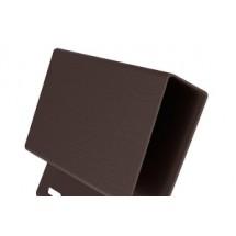 Наличник Ю-Пласт коричневый