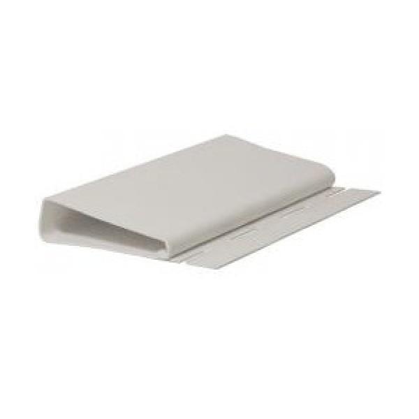 Планка J-trim широкая FineBer белая