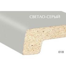 Подоконник Werzalit светло-серый 200 мм