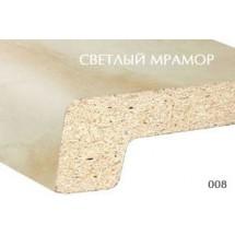 Подоконник Werzalit светлый мрамор 200 мм