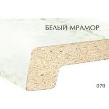 Подоконник Werzalit белый мрамор 200 мм