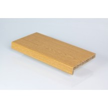Подоконники Crystalit дуб натуральный глянец 600 мм
