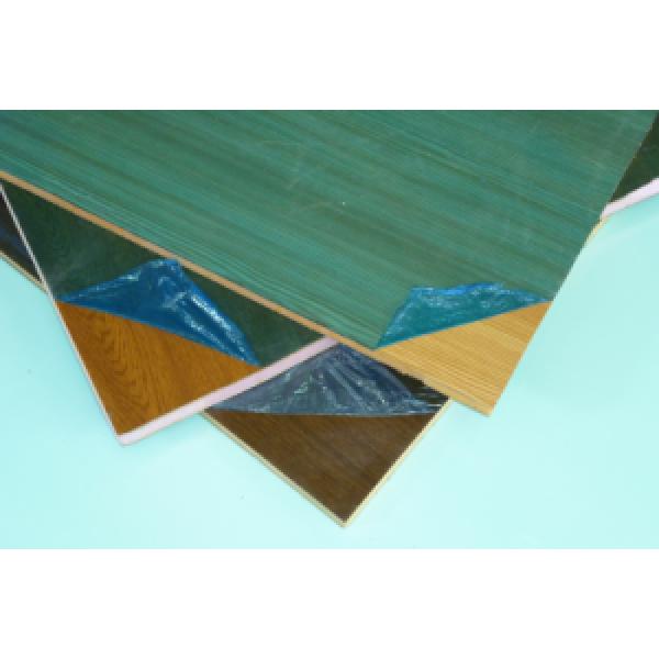 Реализуем:  Сэндвич панель ламинированная цвет махагон односторонняя со склада в МО