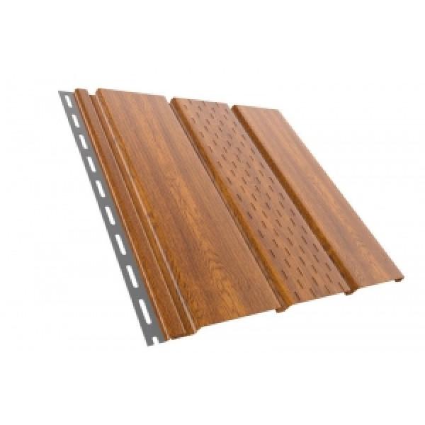 Продажа:  Софит перфорированный Holzplast PREMIUM S=0,85 m2 со склада в МО